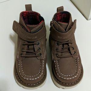 Toddler Skechers High Top Boots - never been worn